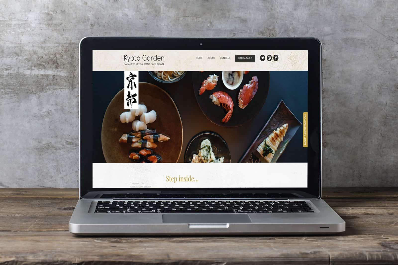 kyoto garden japanese restaurant